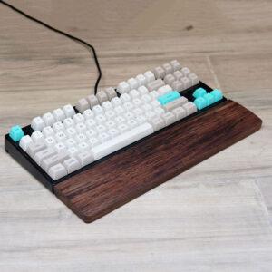 Kê lót tay bàn phím cao cấp - gỗ cánh gà (chickenwing wood)