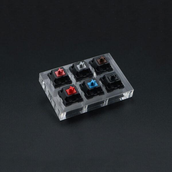 switch tester cherry mx 2x3 01
