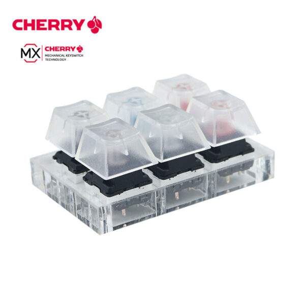switch tester cherry mx 2x3 03