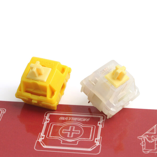 switch gateron cap 002